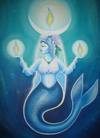 Mermaid Queen (c) 1990